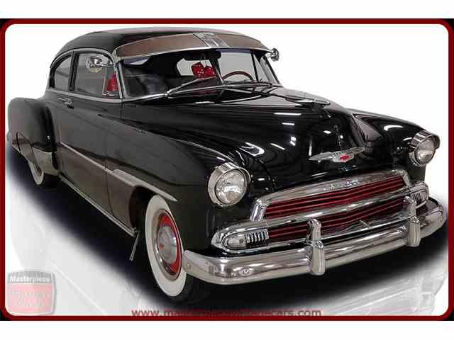 1951 Chevrolet Fleetline | 957395