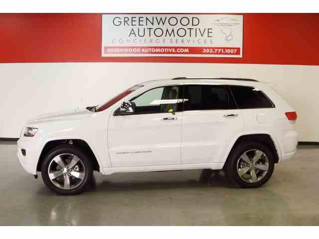 2016 Jeep Grand Cherokee   957411