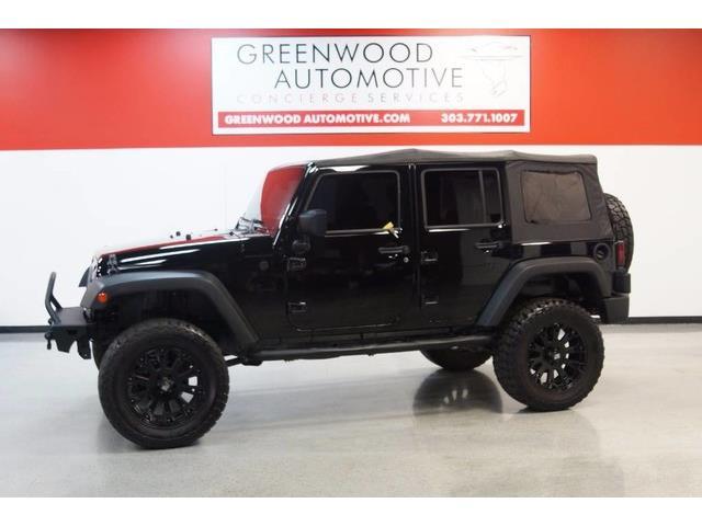 2014 Jeep Wrangler   957416