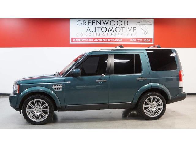 2011 Land Rover LR4   957417
