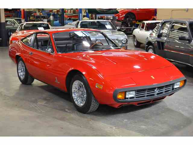1972 Ferrari 365 GTC/4 Coupe | 957420