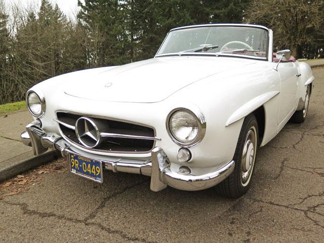 1961 Mercedes-Benz 190SL | 957436