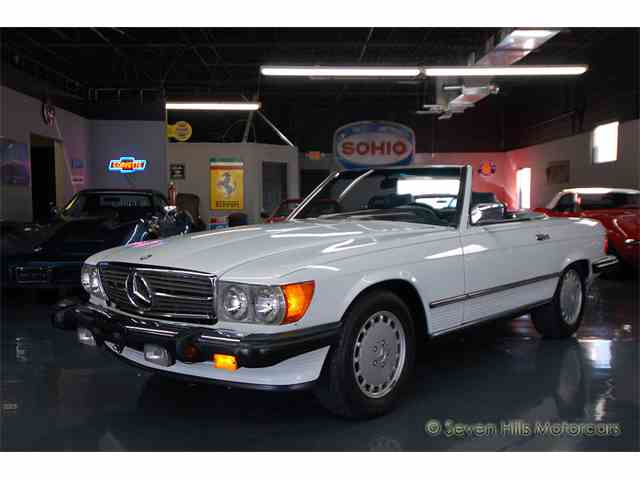 1989 Mercedes-Benz 560SL | 957448