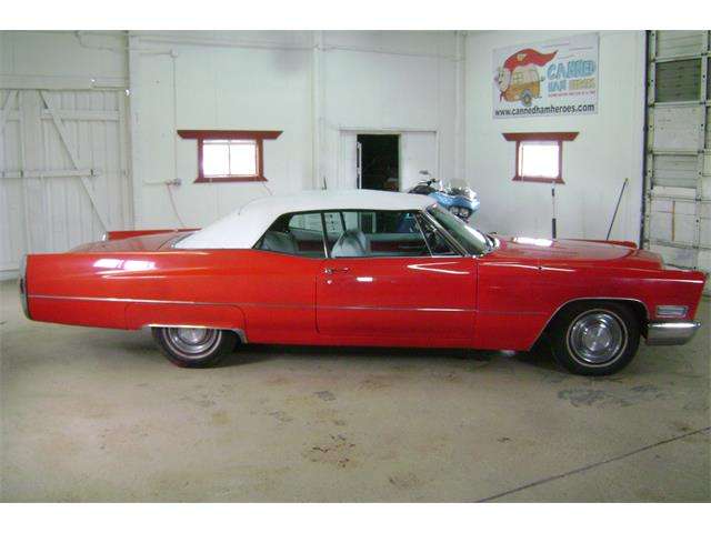 1968 Cadillac DeVille | 957451