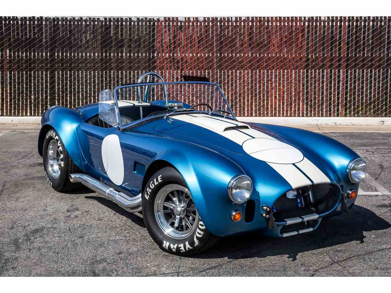 2015 Shelby Cobra For Sale Classiccars Com Cc 957455