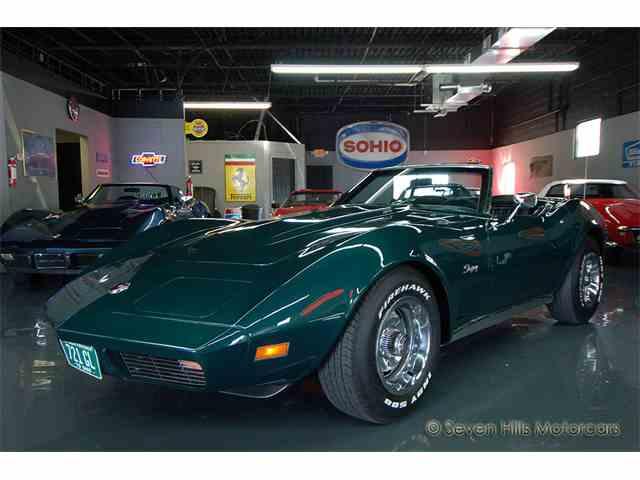 1973 Chevrolet Corvette | 957456