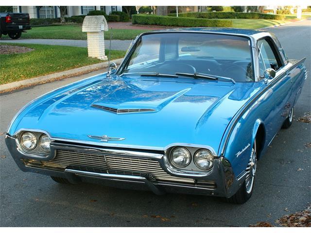 1961 Ford Thunderbird   957463