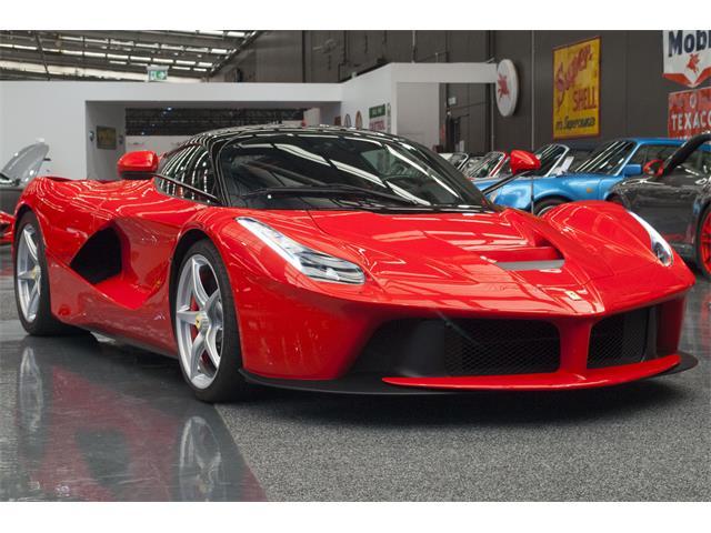 2015 Ferrari LaFerrari   957465