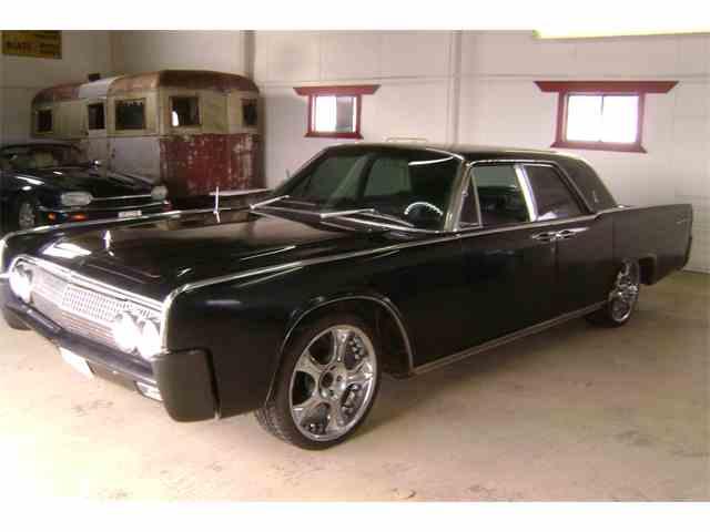 1963 Lincoln Continental | 957466