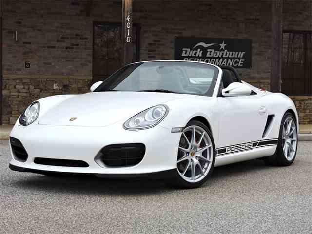 2011 Porsche Boxster | 957468