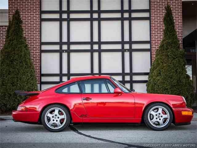 1993 Porsche 911RS America | 957472