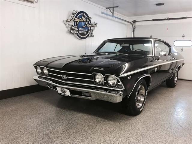 1969 Chevrolet Chevelle | 957482