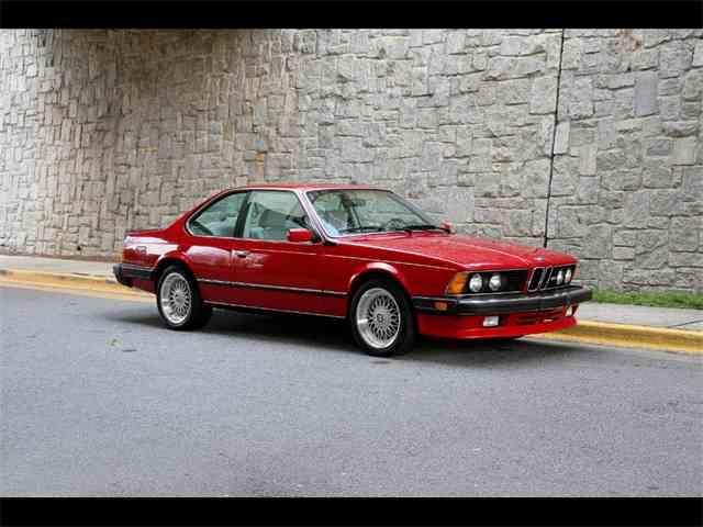 1987 BMW M6 | 957483