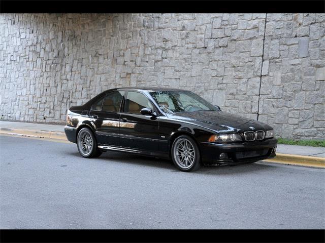 2003 BMW M5 | 957484