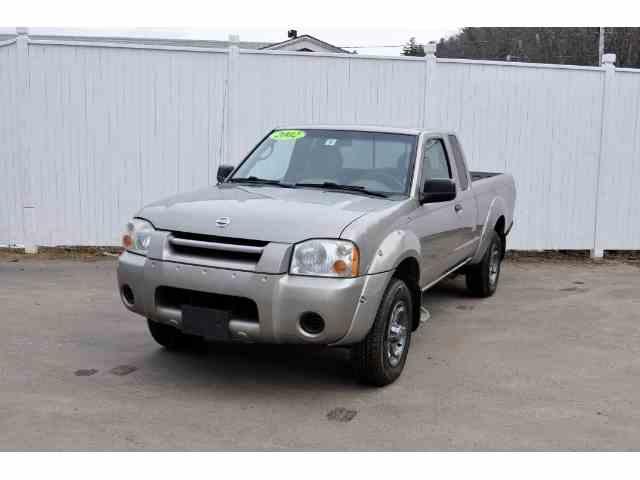 2002 Nissan Frontier | 957489