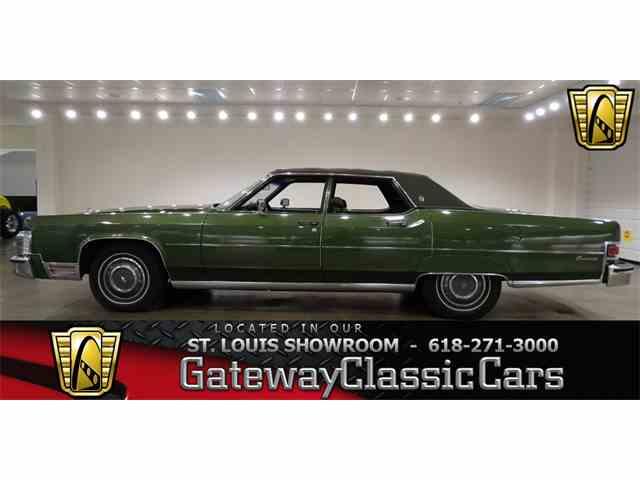 1974 Lincoln Continental | 950749