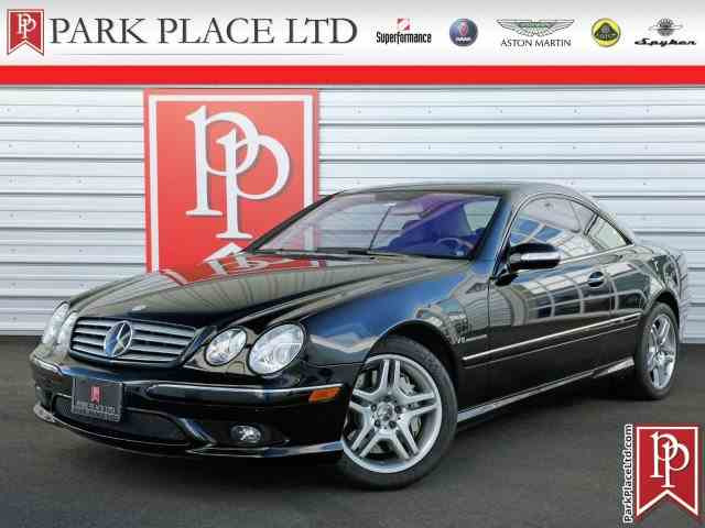 2005 Mercedes-Benz CL55 | 957491