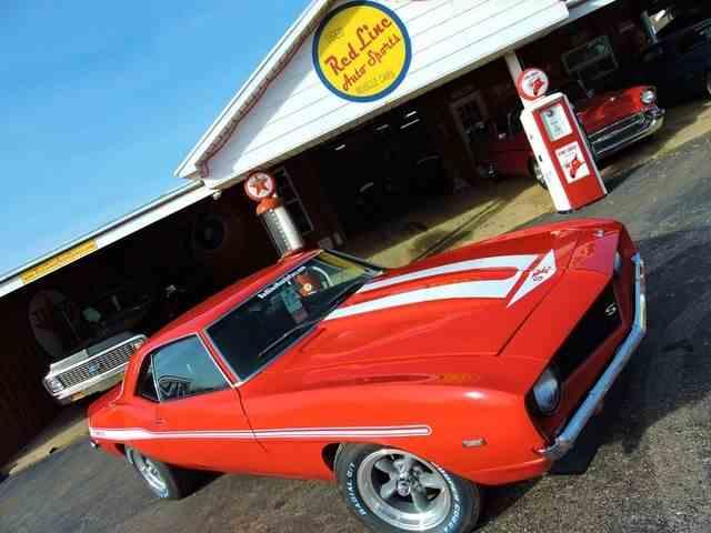 1969 Chevrolet Camaro | 957492