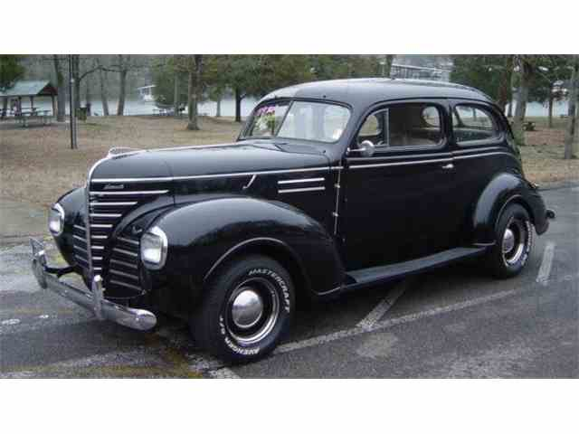 1939 Plymouth 2-Dr Sedan | 957495