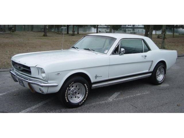 1965 Ford Mustang | 957496