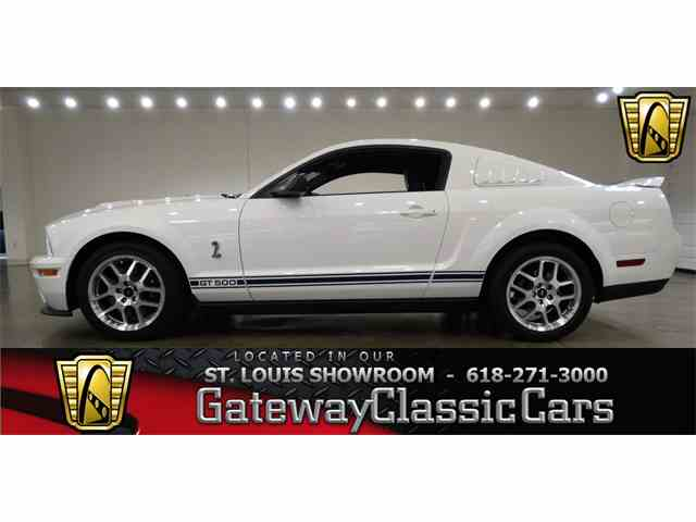 2007 Ford Mustang | 950750