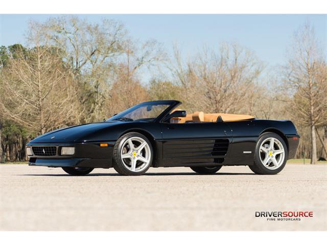 1995 Ferrari 348 Spider   957504