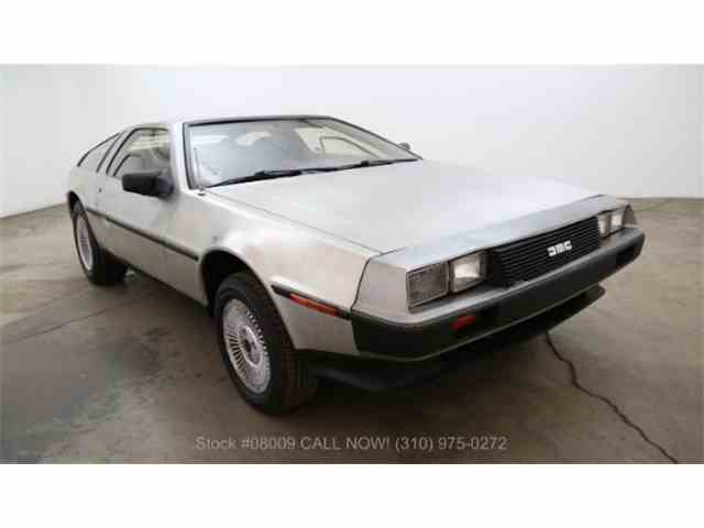 1981 DeLorean DMC-12 | 957512