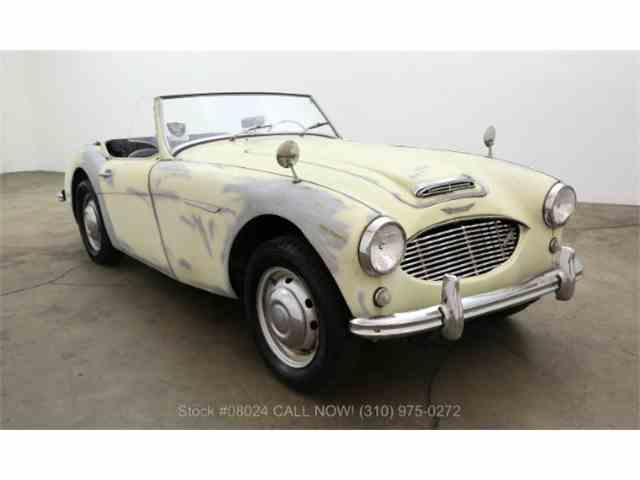 1961 Austin-Healey 3000 | 957513
