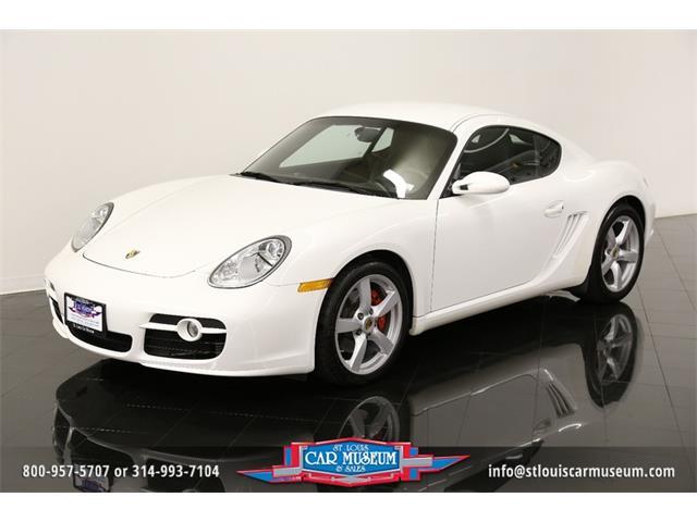2007 Porsche Cayman | 957518