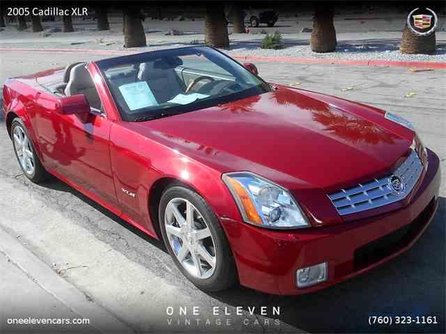 2005 Cadillac XLR | 957521