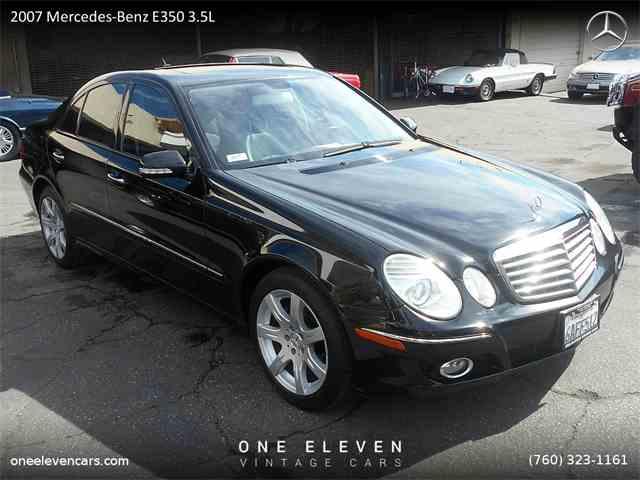 2007 Mercedes-Benz E350 3.5L | 957522