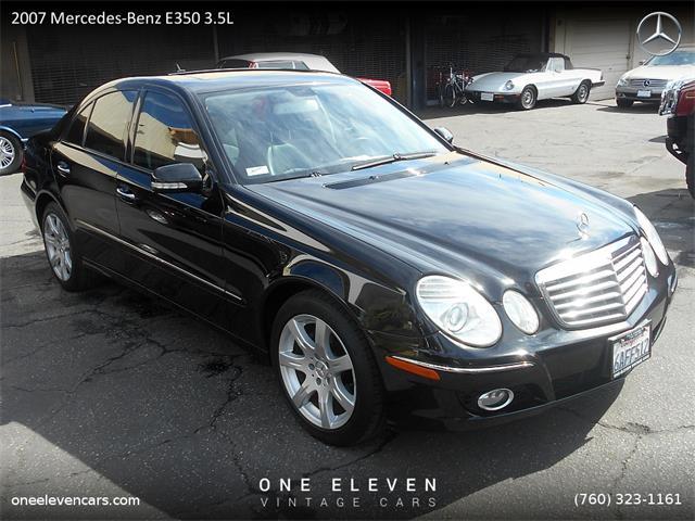 2007 Mercedes-Benz E350 3.5L   957522