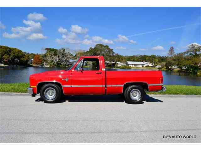 1986 Chevrolet C/K 10 | 957524