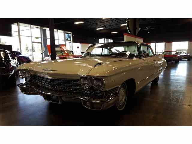 1960 Cadillac Series 62 | 957525