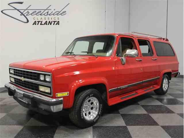 1985 Chevrolet Suburban | 957529