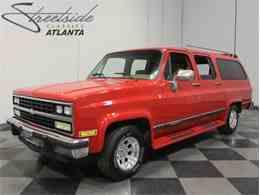 1985 Chevrolet Suburban for Sale - CC-957529