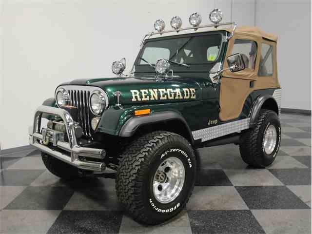 1979 Jeep CJ5 Renagade | 957531