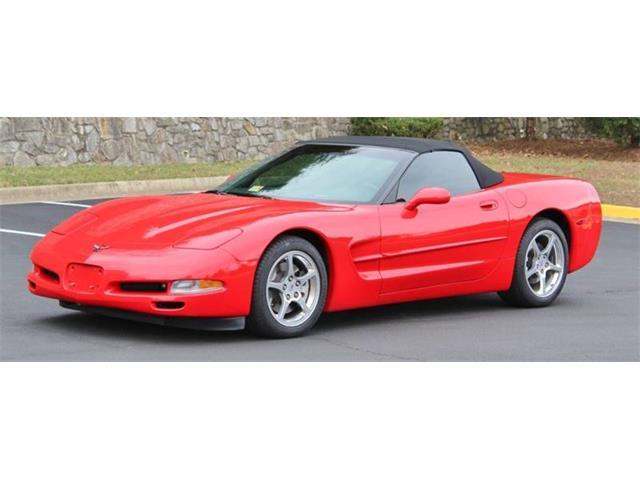 2001 Chevrolet Corvette | 957534