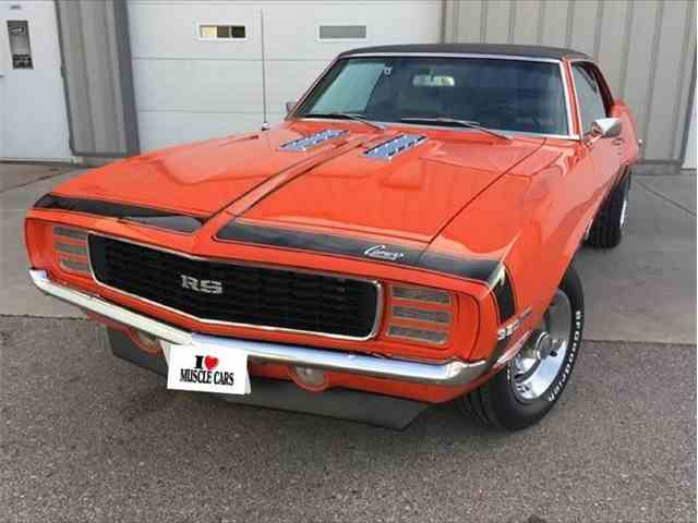 1969 Chevrolet Camaro | 957540