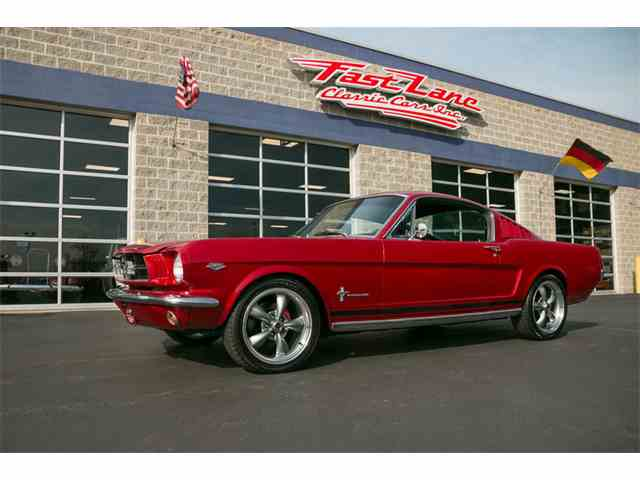 1965 Ford Mustang | 957541