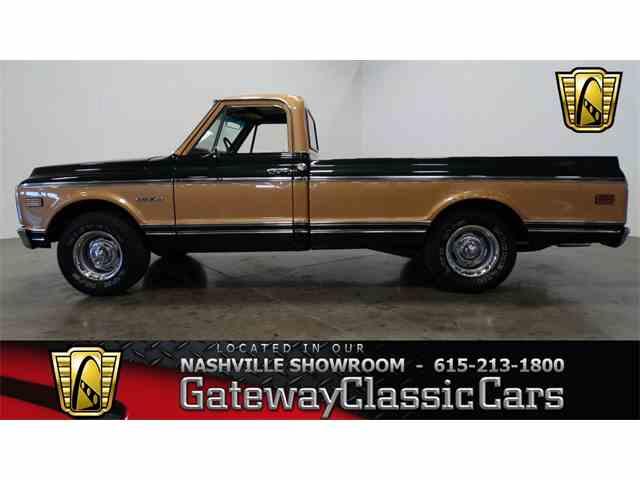 1969 Chevrolet CST 10 | 957543