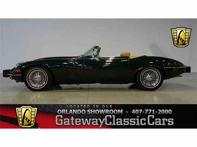 1974 Jaguar E-Type | 957544