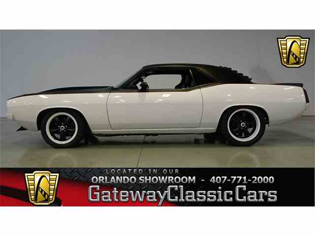 1970 Plymouth Barracuda | 957545