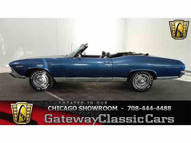 1969 Chevrolet Chevelle | 957547