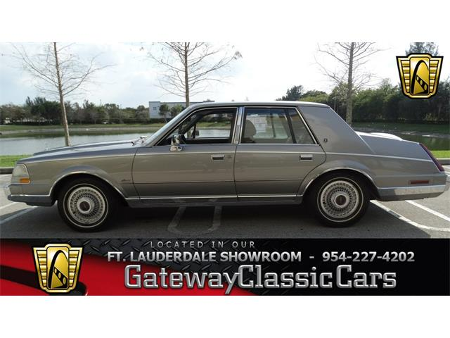 1987 Lincoln Continental | 957550