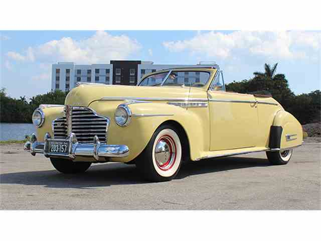 1941 Buick Roadmaster Convertible Coupe | 957552