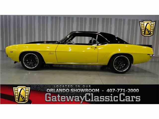 1969 Chevrolet Camaro | 950757