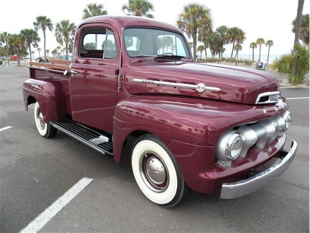 1952 Ford F1 | 957570