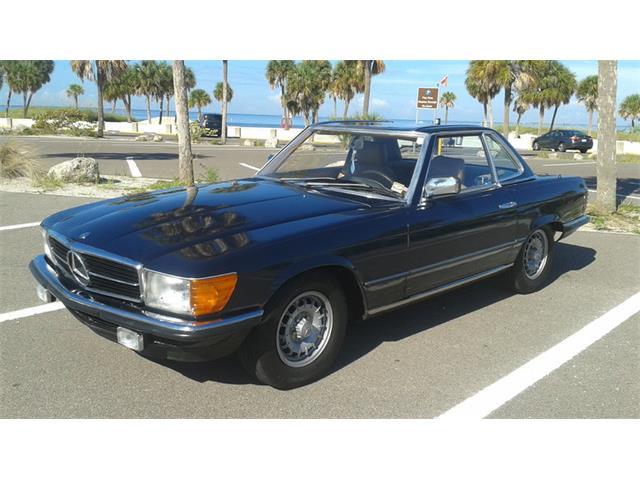 1984 Mercedes-Benz 500   957572