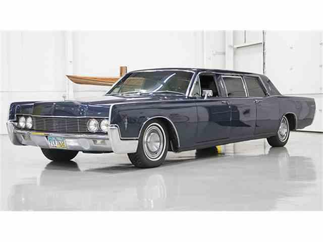 1967 Lincoln Continental | 957577
